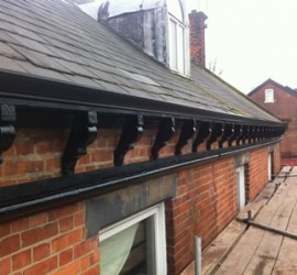 Timber Archives Sheffield Seamless Guttering A